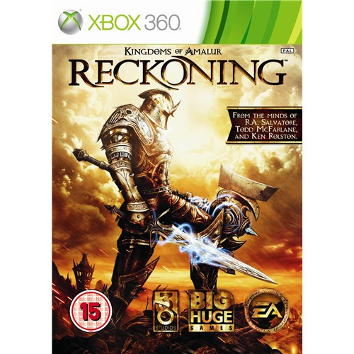"""Kingdoms of Amalur: Reckoning"" is my game of 2012"