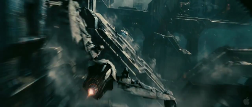 "Lovely ""Star Trek Into Darkness"" images (c) Paramount Pictures"